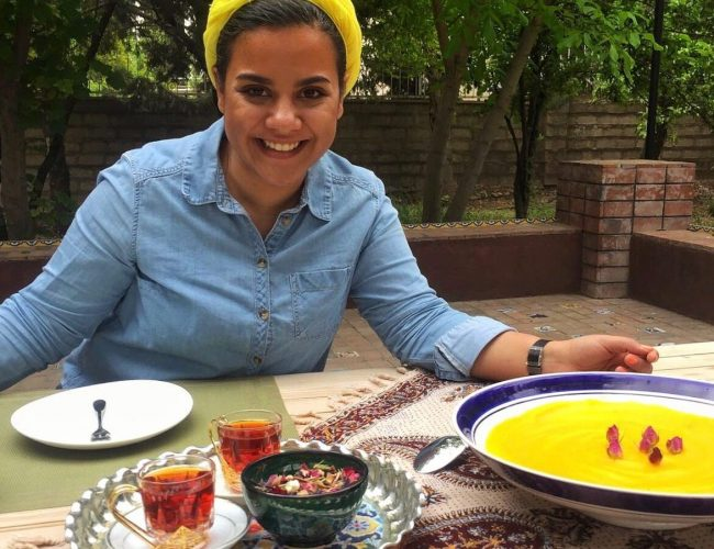 Persian Culinary Tours Instructor Ava